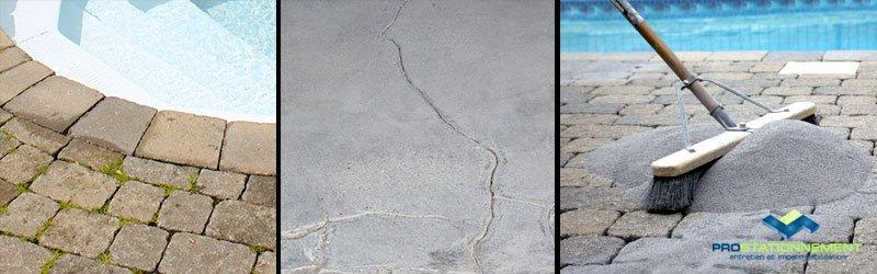 Redonnez vie vos contours de piscine prostationnement for Reparation fissure piscine beton
