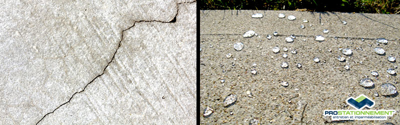 Réparation et imperméabilisation des bétons