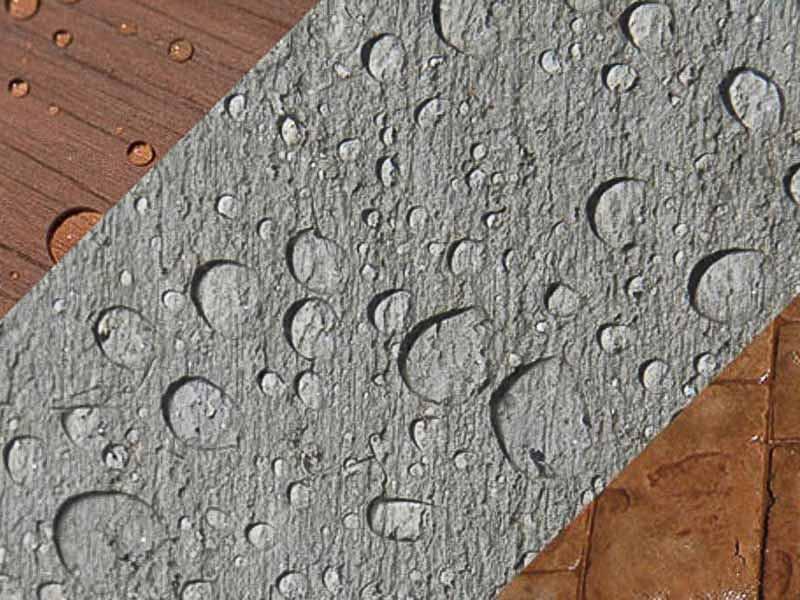 beton-bois-pave-imbrique-protege-protecteur-tranparent-eau-perle