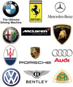 European automobiles