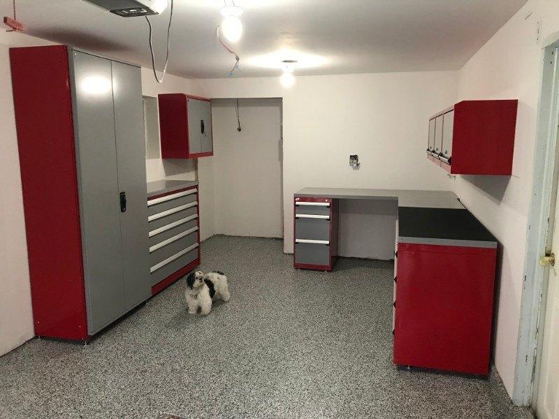 Ameublement-plancher-garage-epoxy-Blainville-Prostationnement